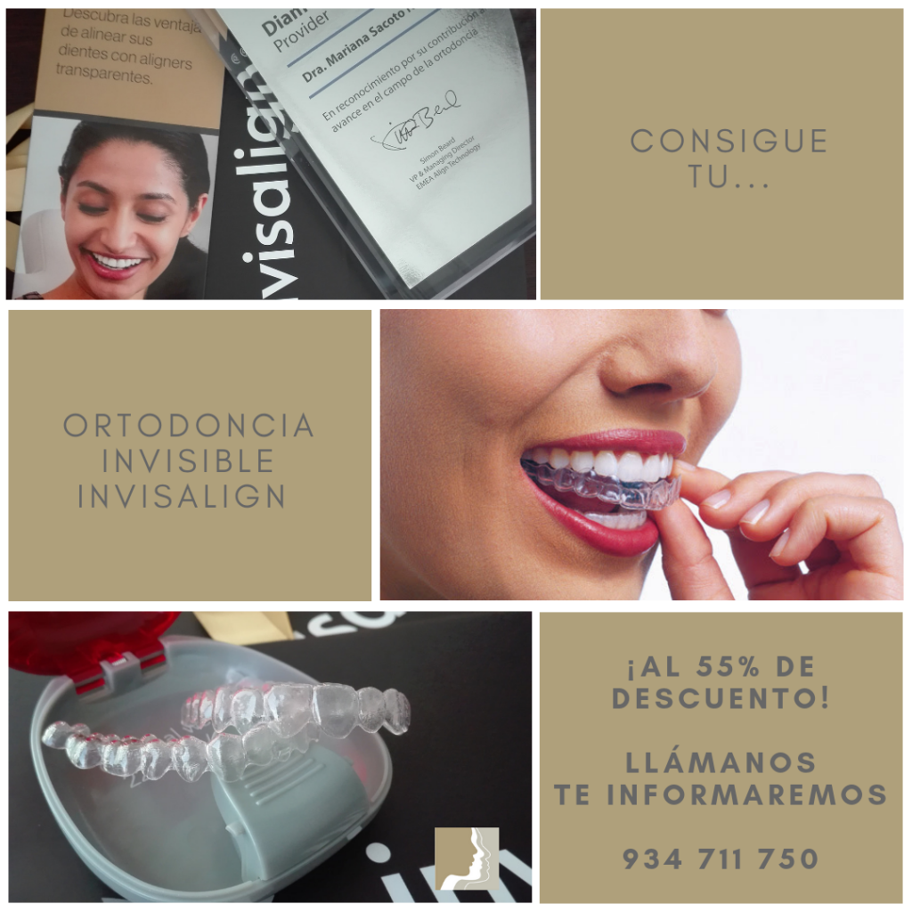 Invisalign Barcelona Clinica Mariana Sacoto Navia Expertos en Invisalign Exclusiva