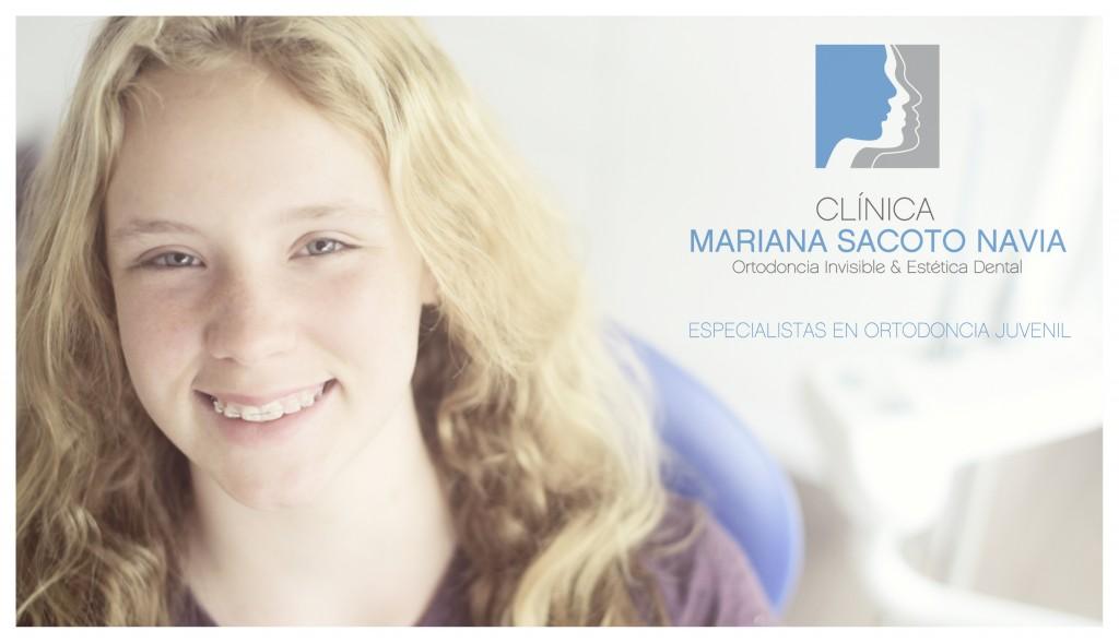 Clínica Mariana Sacoto Navia Expertos en Ortodoncia Invisible Bacelona Ortodoncia Fija Barcelona