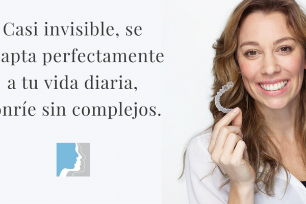 Casi invisible, se adapta perfectamente a tu vida diaria, sonríe sin complejos.