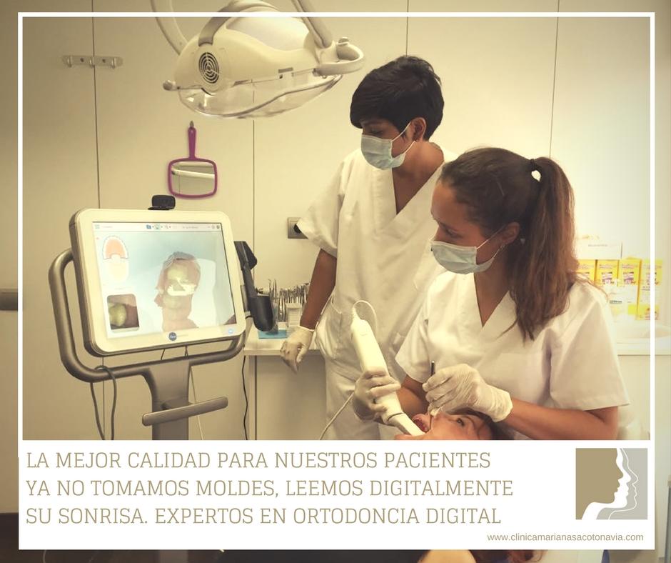 clinica Mariana Sacoto Navia Expertos en Ortodoncia Digital Itero Escaner Scaner Digital Innovacion Dental Tecnologia
