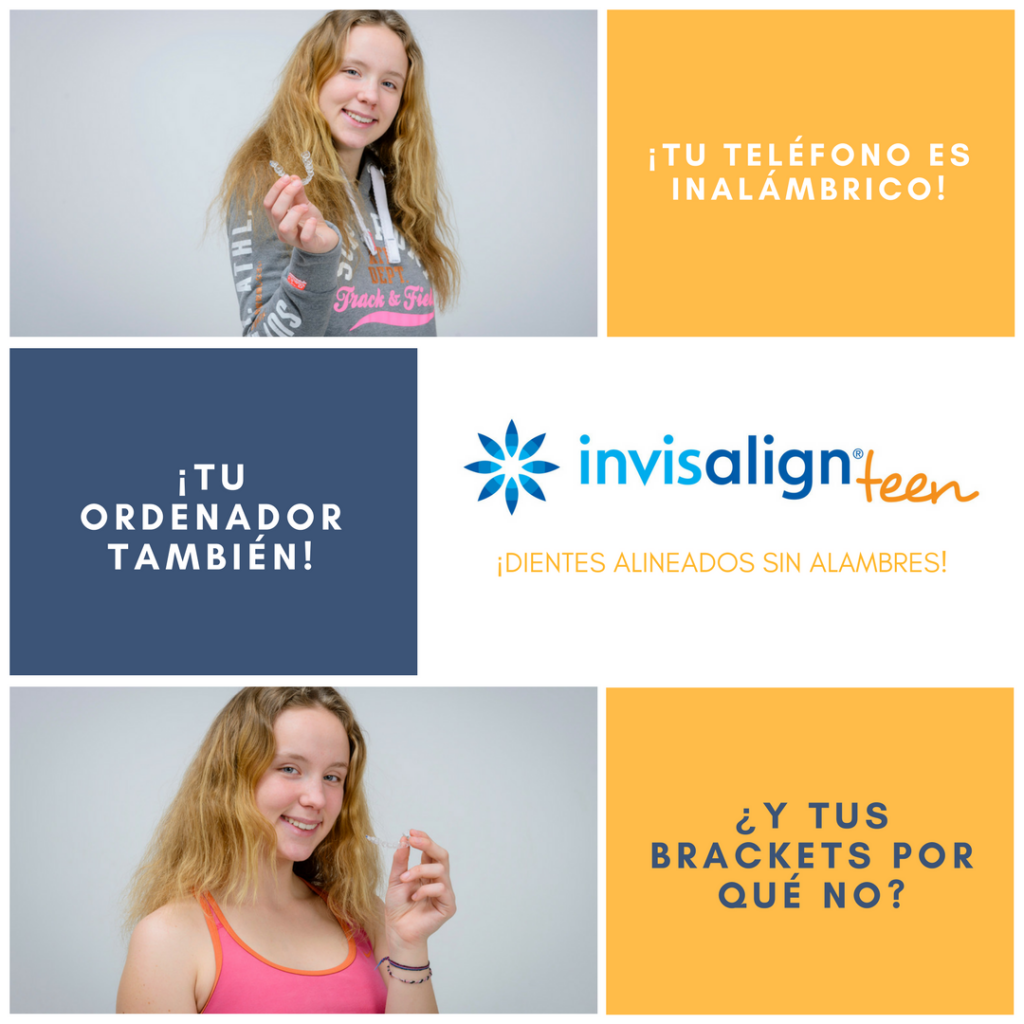 Clinica de Ortodoncia Mariana Sacoto Navia Expertos en Invisalign Teen Ortodoncia Adolescentes