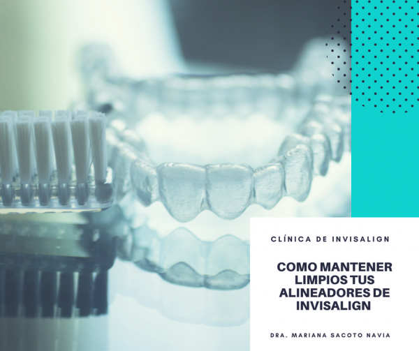 Clinica de Invisalign Doctora Mariana Sacoto Navia Expertos en Invisalign Barcelona