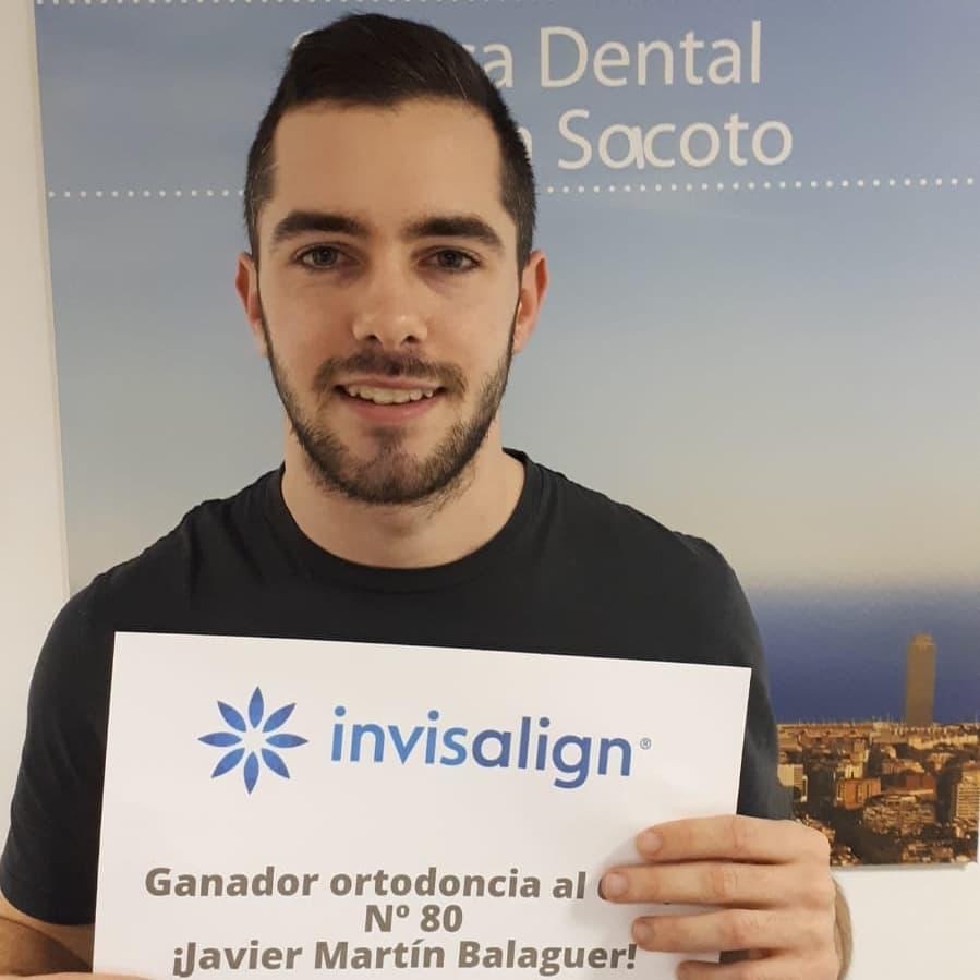 ganador ortodoncia al 65 Clinica Exclusiva invisalign Doctora Mariana Sacoto Navia